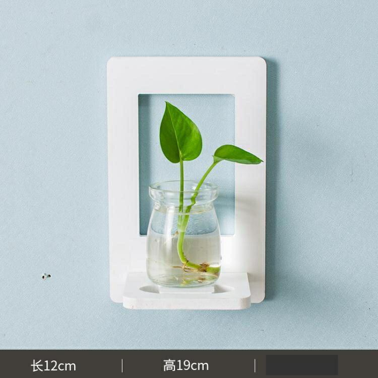 貼居家室內掛件裝修綠裝修房間墻面裝飾品粘蘿墻壁綠植懸掛
