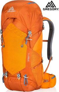 Gregory後背包登山背包中背包Stout45登山包45升778385589橘色草原台北山水