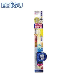 【EBiSU】抑制蛀牙病菌兒童牙刷