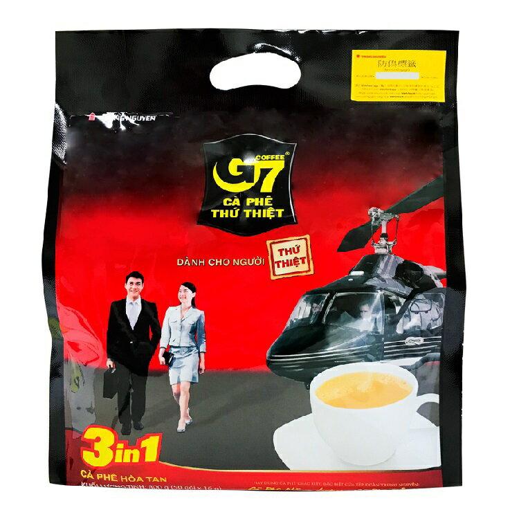 越南 G7 三合一即溶咖啡(16gX50包 / 袋) [大買家] 3