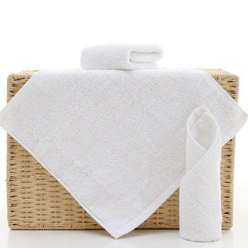 飯店小方巾(50g) 純棉方巾 擦拭巾 手帕 口水巾 民宿專用毛巾【DP385】◎123便利屋◎