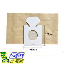 [106玉山最低比價網] 日立HITACHI吸塵器副廠集塵袋 垃圾紙袋 CV-T41,CV-T45,CV-T46,CV-T885 10入裝(_K62)