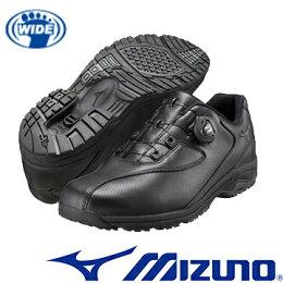 B1GC152609日本大人氣 WAVE LD40 BOA 免綁鞋帶寬楦健走鞋