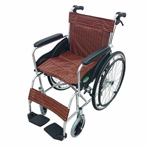 【 贈好禮 四選一 】頤辰 鋁合金輪椅 YC-1000 透氣雙層坐墊 機械式輪椅