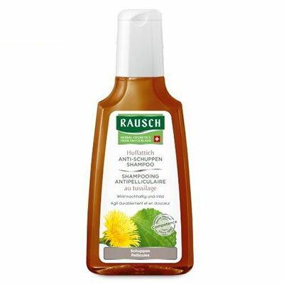 RAUSCH(羅氏)~款冬洗髮精200ml/罐