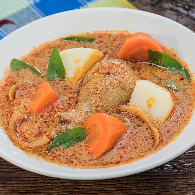 星馬美食- 新加坡咖哩雞醬包 (175g/包) 南洋即煮料理包 精選雞腿肉搭配印度辛香料【提姆先生的南洋廚房】