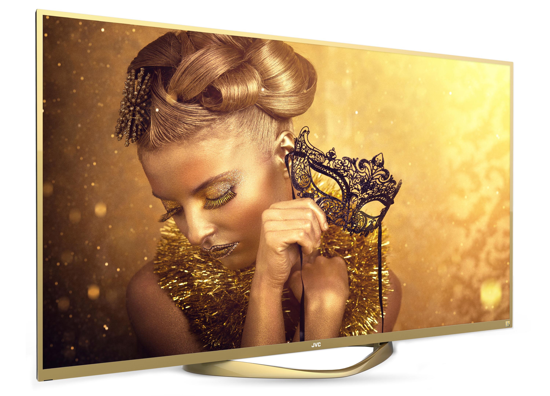 贈藍芽無線音箱JVC 55U 55吋WIFI連網4K液晶電視 另售50U 65U  ※ 熱線02-2847-6777