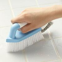 日本aisen兩用機能浴室磁磚清潔刷 0