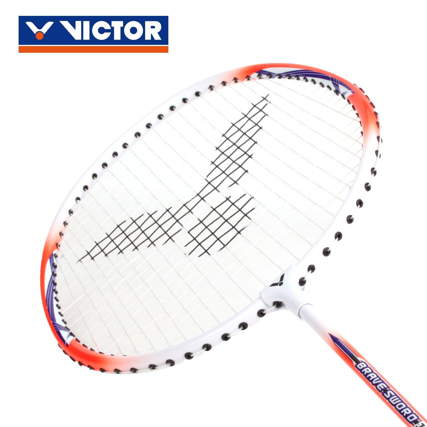 VICTOR 亮劍穿線拍 (羽球 羽毛球拍 訓練 勝利【99301852】≡排汗專家≡