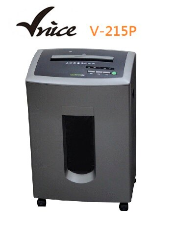 <br/><br/>  Vnice 維娜斯 V-215P  短碎式 碎紙機/台<br/><br/>