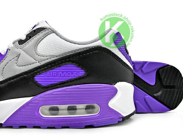 2020 經典復刻慢跑鞋 OG 版型 NIKE AIR MAX 90 白灰黑 紫 網布 絨毛面 大氣墊 慢跑鞋 (CD0881-104) 0120 3