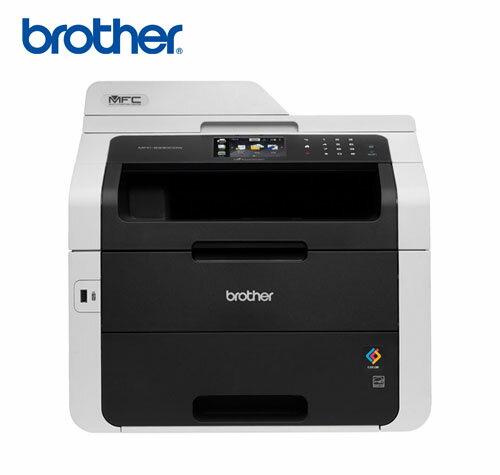 Brother MFC-9330CDW 高速雙面無線彩色雷射複合機 列印條碼