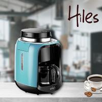 涼夏咖啡機到【義大利Hiles自動研磨美式咖啡機】咖啡機 咖啡壺 自動研磨咖啡機 磨豆機 美式咖啡機【AB273】就在WBC推薦涼夏咖啡機