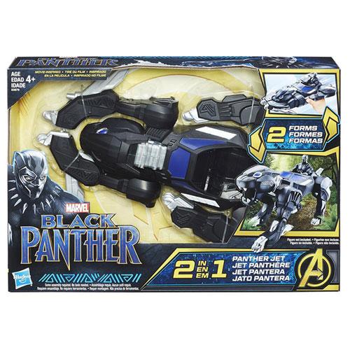 《漫威超級英雄》黑豹變形飛機