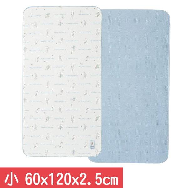 奇哥 比得兔冬夏兩用立體透氣床墊(小床)