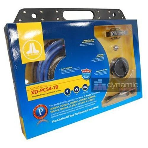 JL AUDIO XD-PCS4-1B 4-GAUGE AWG CAR POWER WIRE AMPLIFIER INSTALL AMP on fi audio wiring, audiobahn wiring, fender wiring, pioneer wiring, ma audio wiring, bosch wiring,