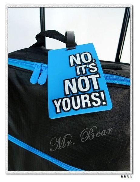 《熊熊先生》高質感獨一無二! 英文字母彩色行李箱吊牌、卡片套可掛包包色彩鮮豔超可愛!