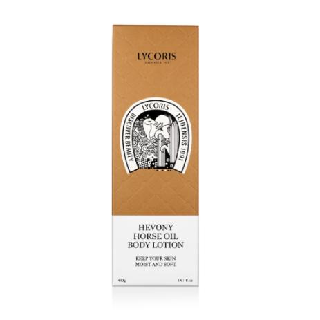 【OAS】LYCORIS 馬油舒緩身體乳 韓國第一馬油品牌  400ml