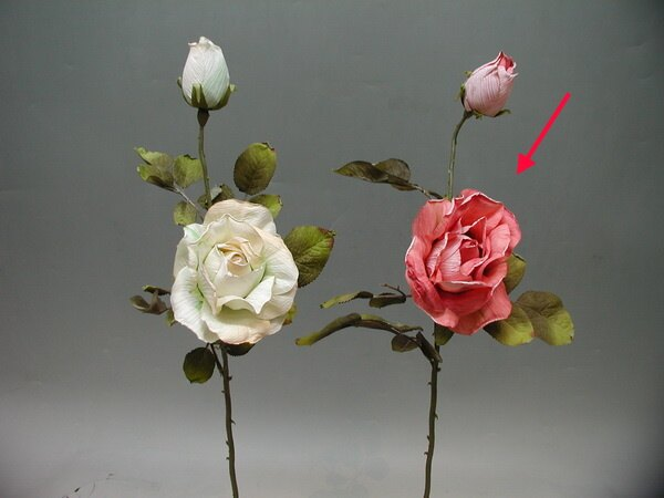 ★超低價★1花1苞 古典玫瑰-桃 / 人造花 空間 景觀 佈置 造景