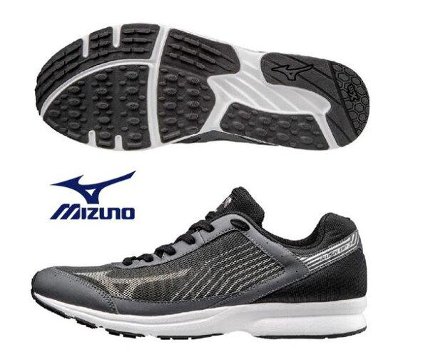 【登瑞體育】MIZUNO男款路跑鞋_J1GA178403