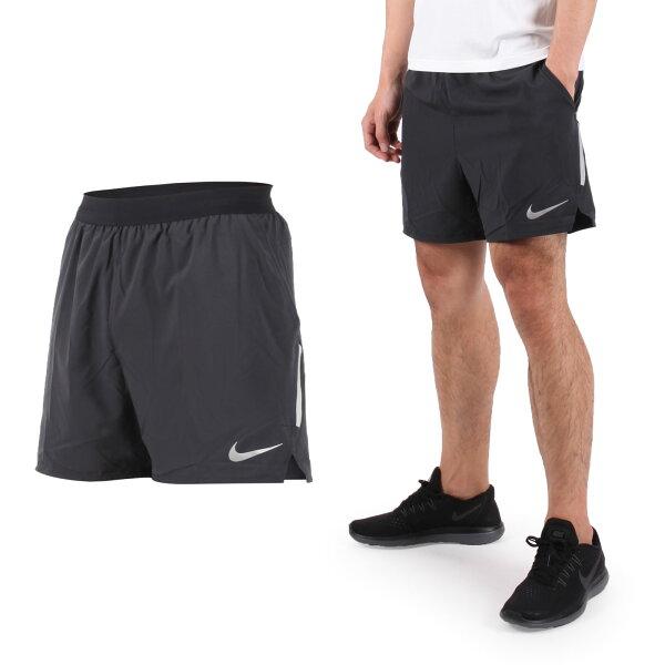 NIKE男機織短褲(慢跑路跑訓練五分褲運動短褲【04351415】≡排汗專家≡