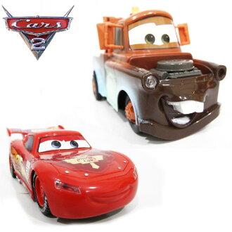 Cars簡易遙控車-麥坤、脫線/閃電麥坤/CARS/汽車總動員/Disney/Pixar皮克斯