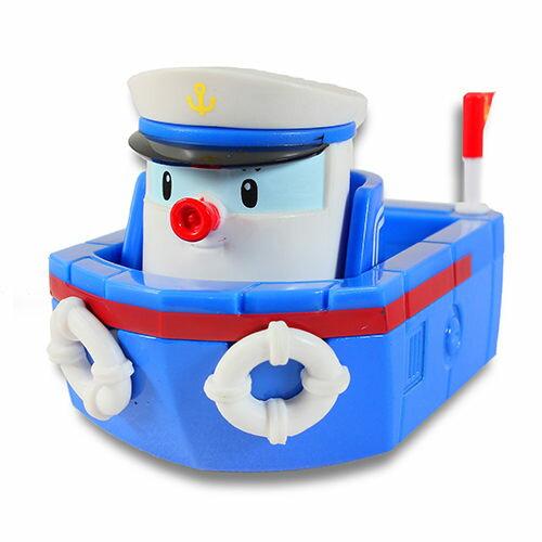 合金車-船老大/ ROBOCAR POLI 波力 救援小英雄/可愛造型/卡通第二季角色/伯寶行