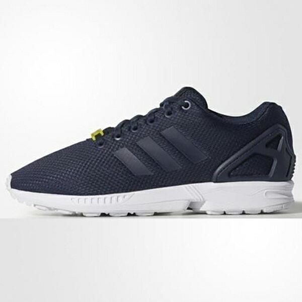 《限時特價↘7折免運》Adidas ZX FLUX 男鞋 女鞋 慢跑 休閒 透氣 輕量 深藍 【運動世界】 M19841