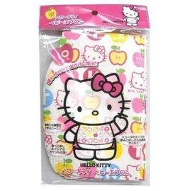 攜帶型拋棄式圍兜-Baby Joy World-日本Disney迪士尼Hello Kitty拋棄式圍兜10入裝 -外出用餐好幫手