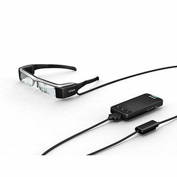 *╯新風尚潮流╭* EPSON MOVERIO BT-200 3D 投影 機 智慧型 眼鏡 BT-200