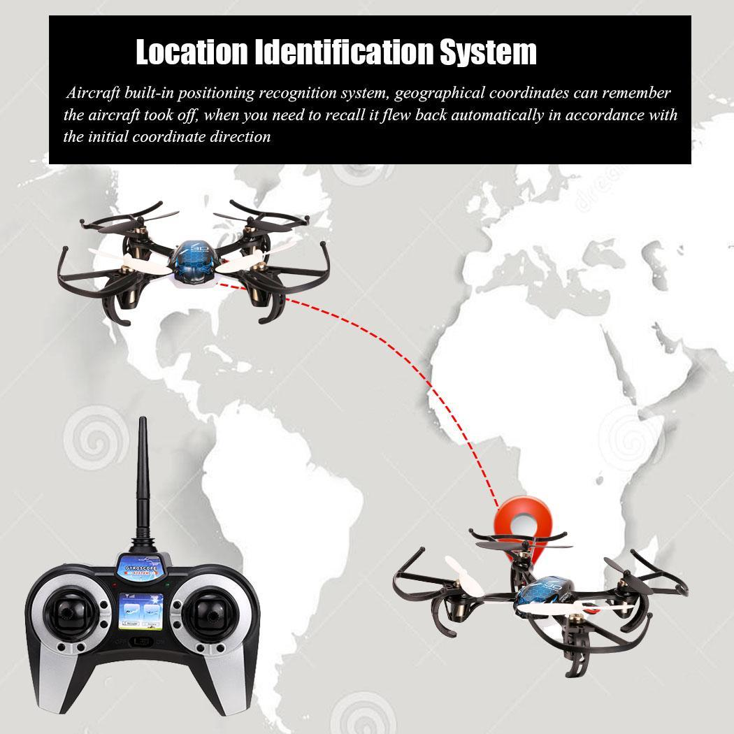New 4 Channels 6 Axis Gyro Headless Mode 360 eversion Mini Drone RC Quadcopter 1