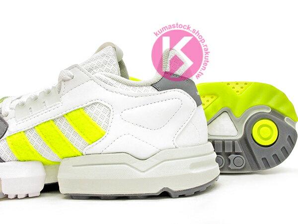 [20% OFF] 2019 限量發售 英國知名鞋舖 FOOTPATROL x adidas Consortium ZX TORSION FP 灰白螢光黃 內藏 BOOST 緩震科技 (EF7681) ! 3