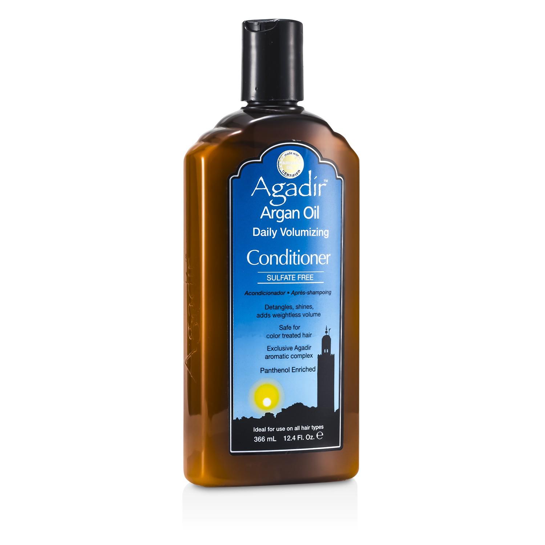 艾卡迪堅果油 Agadir Argan Oil - 豐盈潤髮乳 Daily Volumizing Conditioner (All Hair Types)