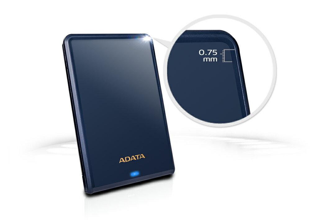 ADATA HV620S Slim USB 3.0 External HDD 1TB - White (AHV620S-1TU3-CWH) 5