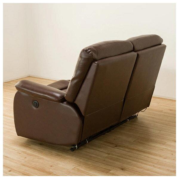 ◎全皮2人用頂級電動可躺式沙發 BELIEVER ROYAL DBR NITORI宜得利家居 4