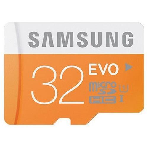 Samsung EVO 32GB microSDHC Class 10 32G microSD micro SD SDHC 48MB/s UHS-I C10 MB-MP32D 0