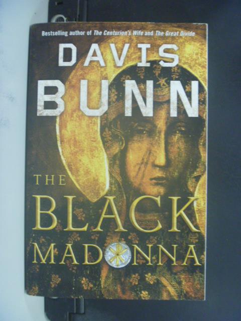 【書寶二手書T4/原文小說_OLU】The Black Madonna_Davis Bunn