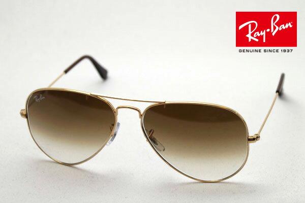 Outlet美國100%正品代購 經典 Ray Ban 雷朋 復古 墨鏡 太陽眼鏡 RB3025 金邊漸層棕鏡