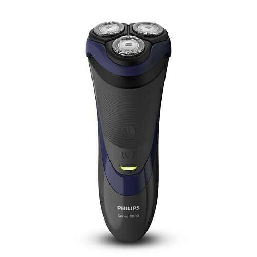 飛利浦 Philips 三刀頭水洗 電動刮鬍刀 /台 S3120/06