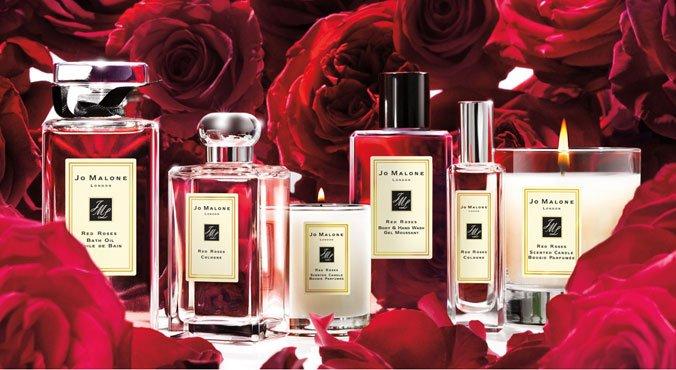 Jo Malone Red Roses 紅玫瑰香水30ML◐香水綁馬尾◐
