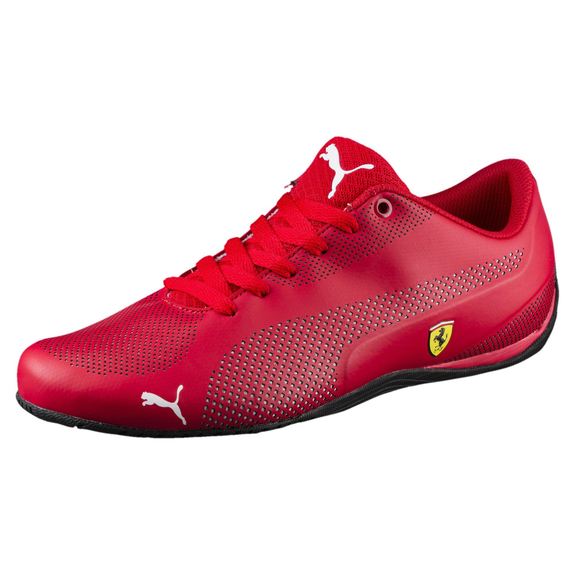 6ec702a054 Official Puma Store  PUMA Scuderia Ferrari Drift Cat 5 Ultra Shoes ...