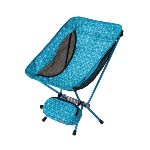 ├登山樂┤美國ColemanLEAFY隨行椅水晶藍#CM-26738M000