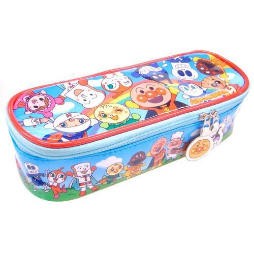 日本代購預購ANPANMAN麵包超人鉛筆盒筆袋707-648