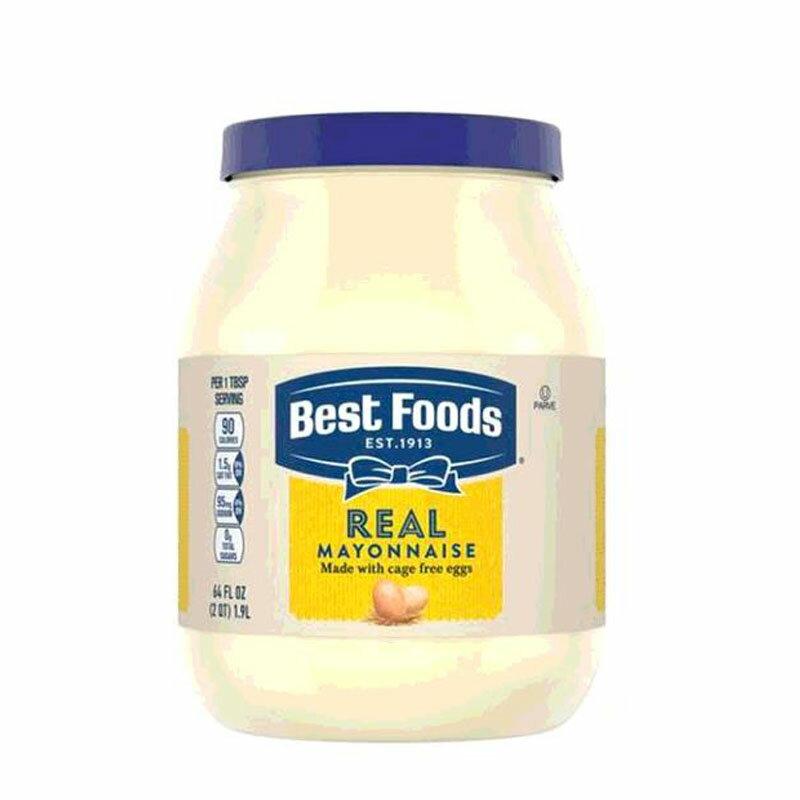 [COSCO代購] W26584 Best Foods 美乃滋 1.9公升