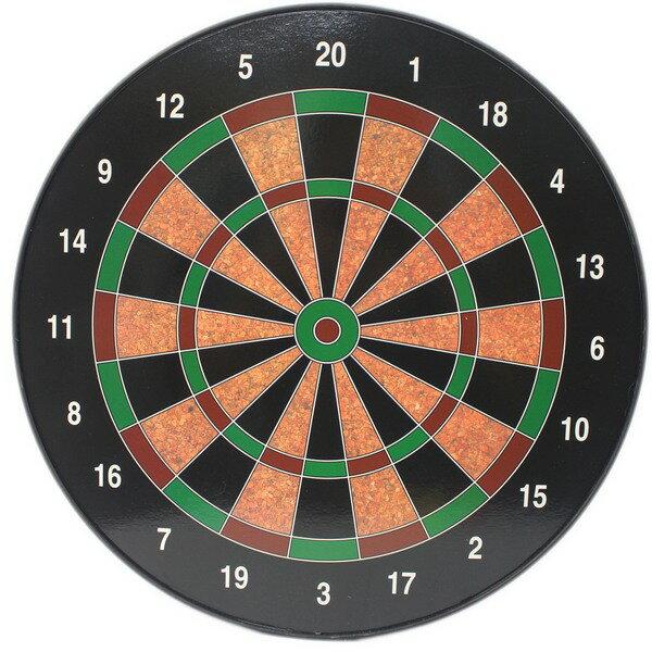 磁性飛鏢靶 磁鐵鏢針附6支 直徑34.5cm / 一個入(促450) 安全飛鏢盤 磁鐵飛鏢靶 磁鐵飛標盤-CF15162 4