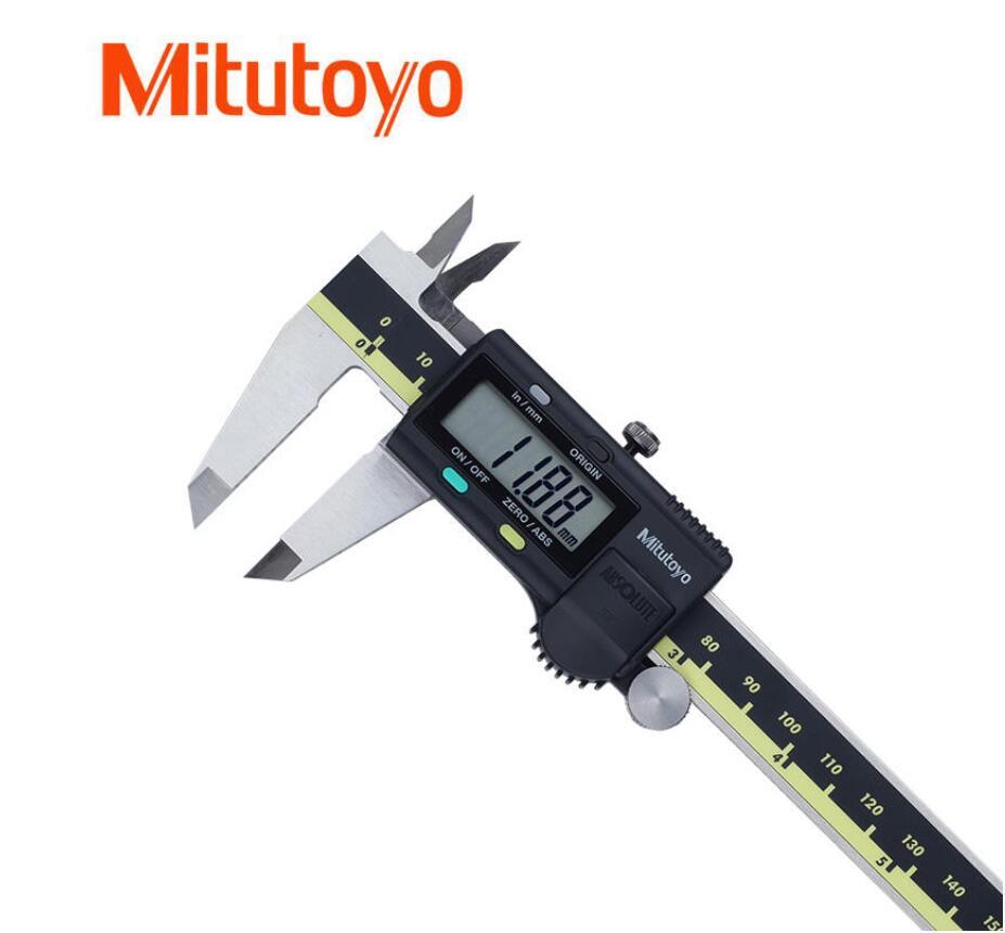 Mitutoyo 三豐數顯卡尺0-150-200-300MM高精密游標卡尺-新北俱樂部