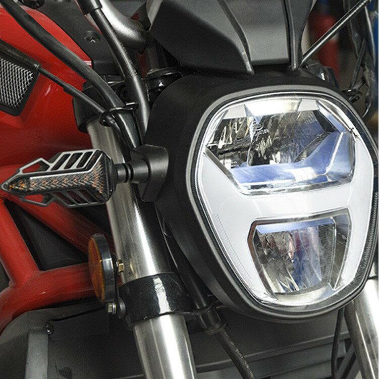 【LFM】靈獸 LED 序列式 流水式 方向燈 L13 日行燈 高亮度 雷霆S SMAX FORCE MSX BWSR