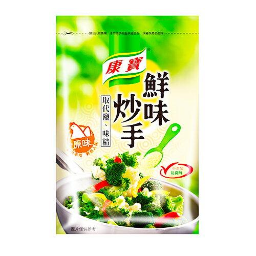 康寶鮮味炒手原味(補充包)500g【愛買】