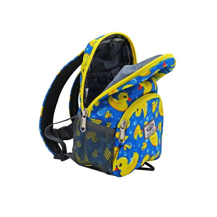 英國【Hugger】 幼童防走失背包 - 黃色小鴨 3
