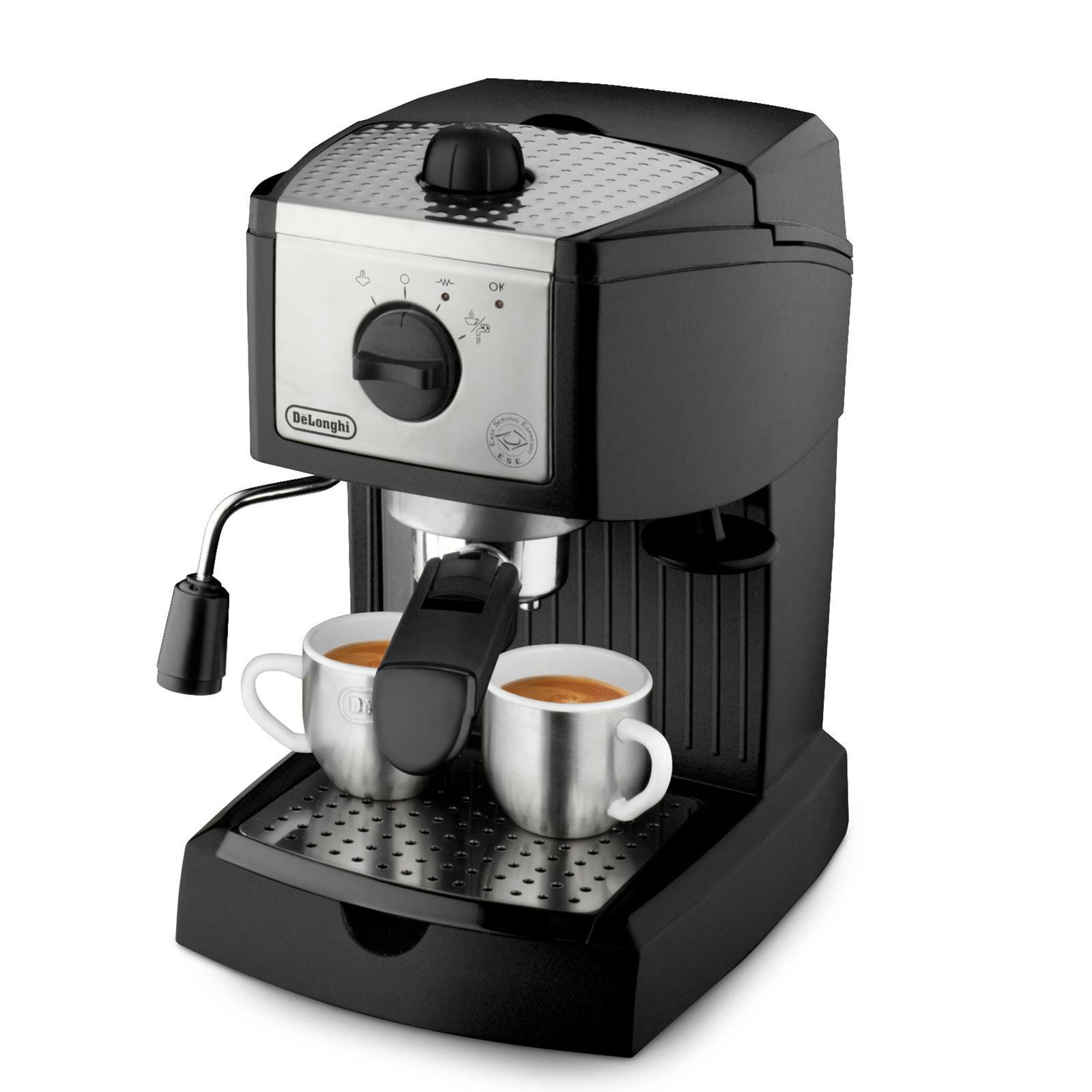 迪朗奇 Delonghi 義式濃縮半自動咖啡機 EC155